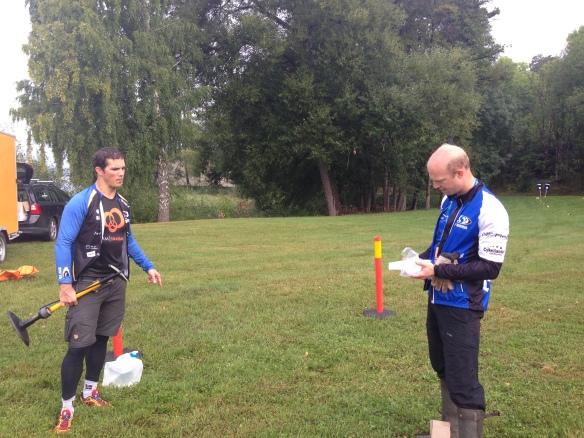 Björn och Anders funderar