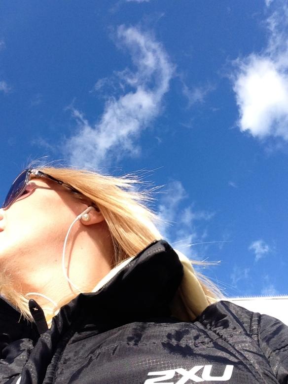 Sol och gött väder!