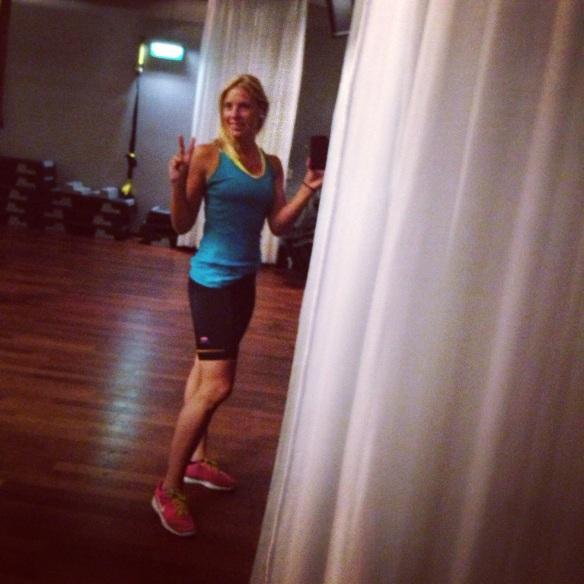 Hej hej!!! Rehabstyrka i gymmet check! Ett ont måste just nu.