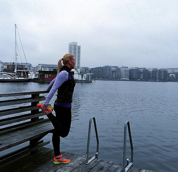Just idag kör vi 13 nyanser av grått här i Stockholm. Mysigt värre!!