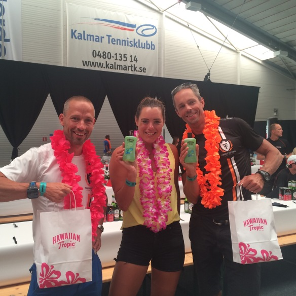 We are going to KONA!!!!!!! Tur för oss i TT att vi har Hawaiian Tropic som sponsor!!!